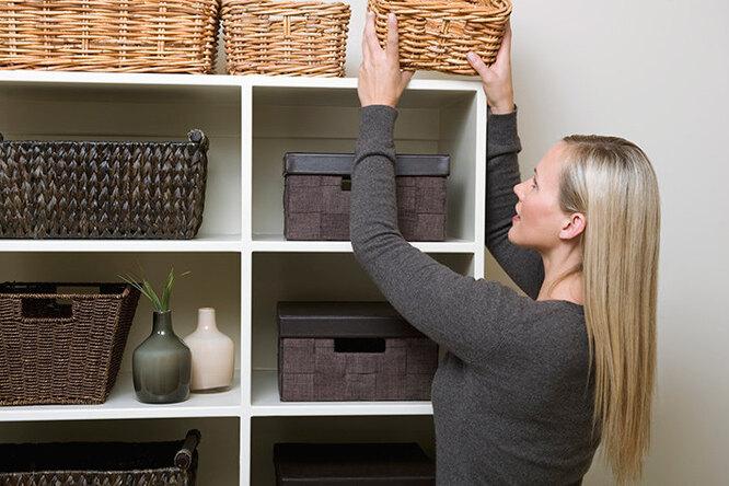 Разделяй ипрячь: как быстро инадолго избавиться отбеспорядка вдоме