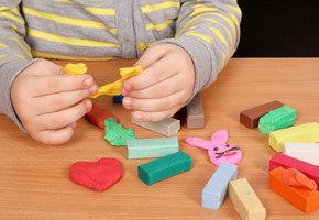 Пластилин для детей - какой, когда, как?