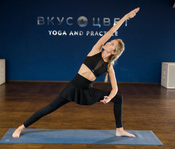 Слим-йога: 5 асан дляпохудения