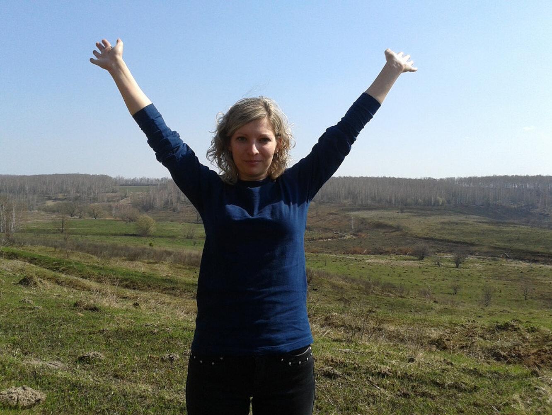 Елена Алферова. Фото из личного архива