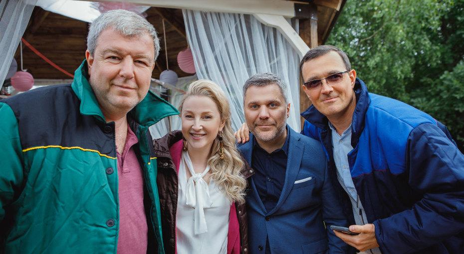Егор Бероев иАлександр Робак стали заклятыми друзьями