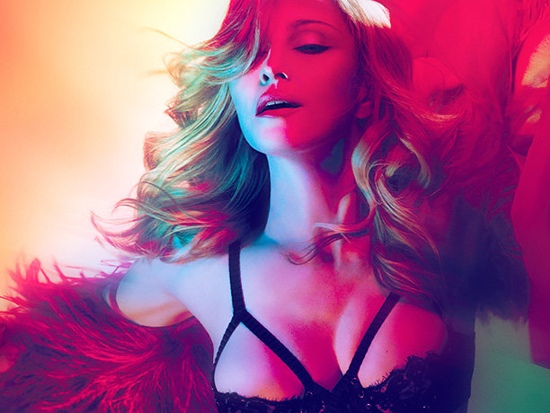 Мадонна биография личная