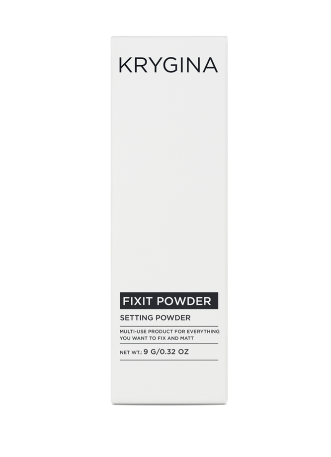 Фиксирующая пудра Fixit Powder, Krygina Cosmetics, 1350 руб