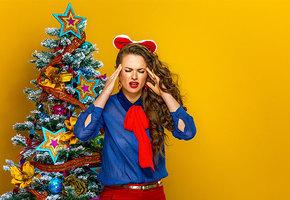 Не нервничаем! 8 лайфхаков, как провести новогодние праздники без вреда для психики