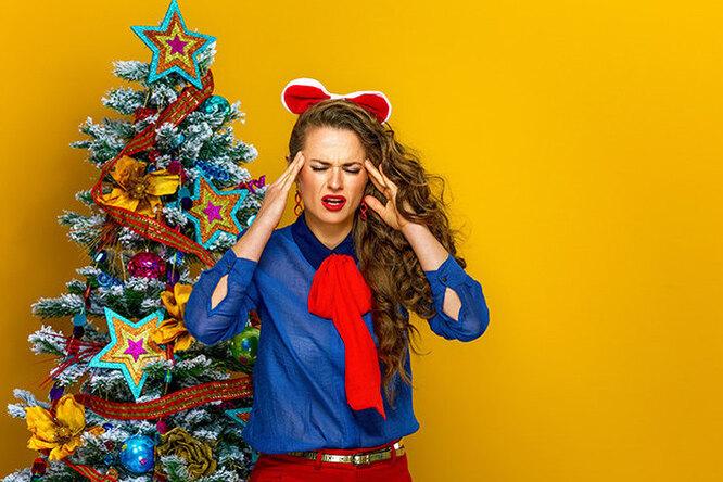 Не нервничаем! 8 лайфхаков, как провести новогодние праздники безвреда дляпсихики
