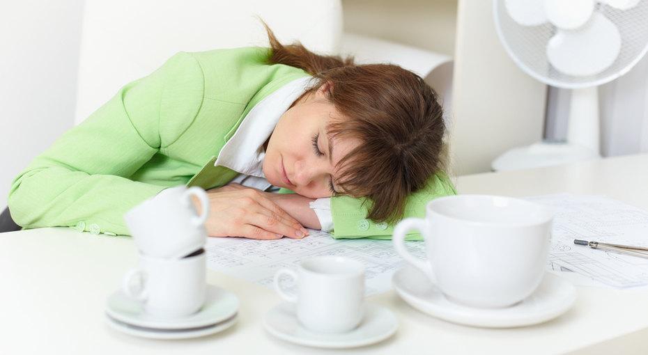 10 причин постоянной усталости, прячущиеся увас дома