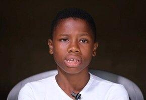 Чудо по интернету: 11-летний мальчик из Нигерии записал на видео свой танец. Теперь он будет учиться балету в Нью-Йорке