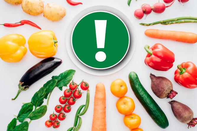 Так делать нельзя! 10 самых распространенных ошибок вприготовлении овощей