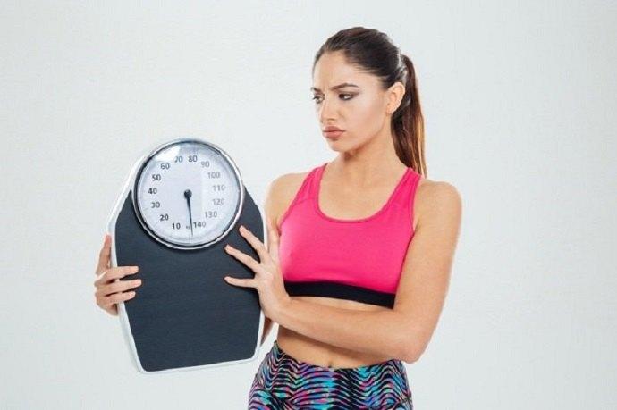 Как похудение влияеет на спкя
