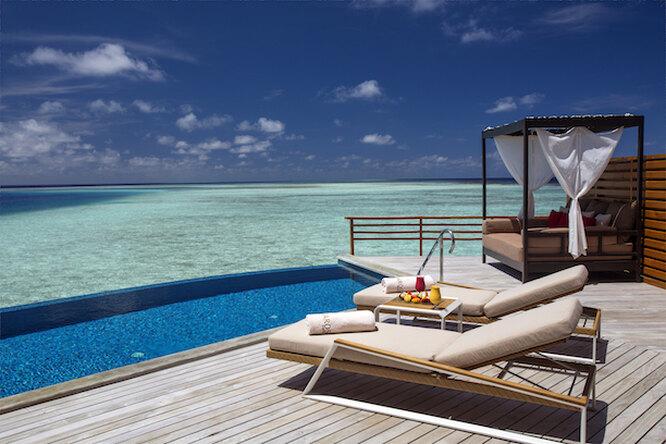 10 причин отдохнуть накурорте Baros Maldives