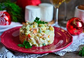10 блюд, без которых сложно представить новогодний стол (видео)