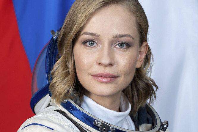 Юлия Пересильд: «Не советовалась ссемьёй, принимая решение лететь вкосмос»