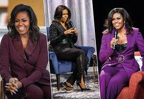 Правила стиля от Мишель Обамы: как носить брючные костюмы