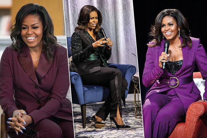 Правила стиля отМишель Обамы: как носить брючные костюмы