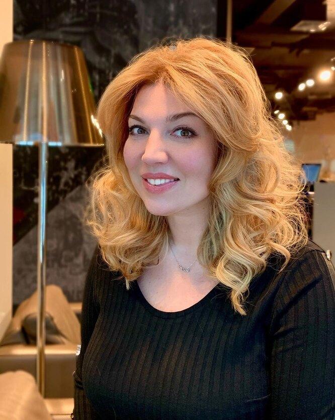 Екатерина Скулкина после похудения