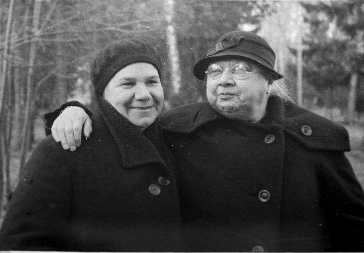 Надежда Крупская