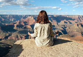 5 коротких медитаций на природе, которые поднимут настроение, – просто проверьте