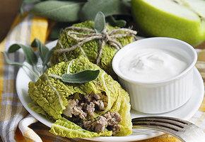 Еда без излишеств: витаминные и легкие рецепты с капустой