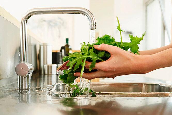 А вы знали? Эти шесть продуктов питания мыть ненужно