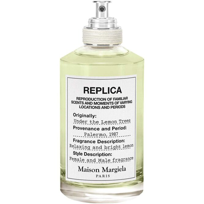 Under The Lemon Trees, Replica by Maison Margiela,