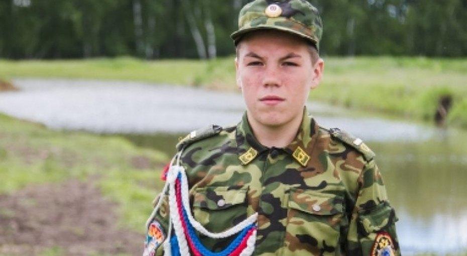 В Омской области школьник спас тонущего ребенка