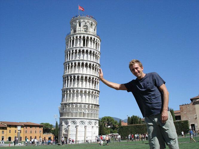 Пизанская башня. Ожидания