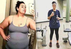 Похудеть в гармонии с собой. История девушки, сбросившей 90 кг