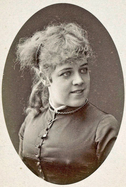 Жанна Самари