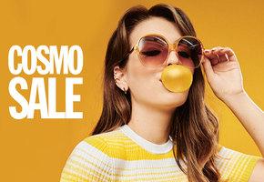 Стартовал весенний Cosmo Sale!
