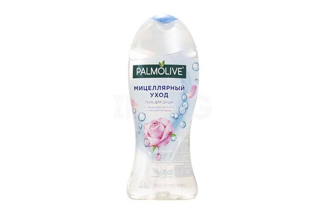 Гель для душа «Мицеллярный уход» с мицеллярной водой и экстрактом розы, Palmolive