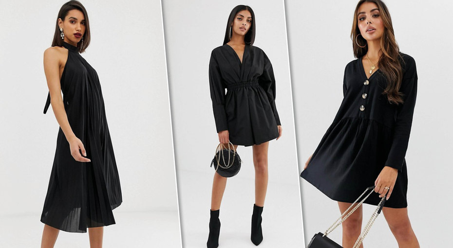 Выбираем маленькое черное платье: самые стильные модели лета