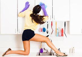 Могло быть и почище! Лайфхаки для уборки кухни