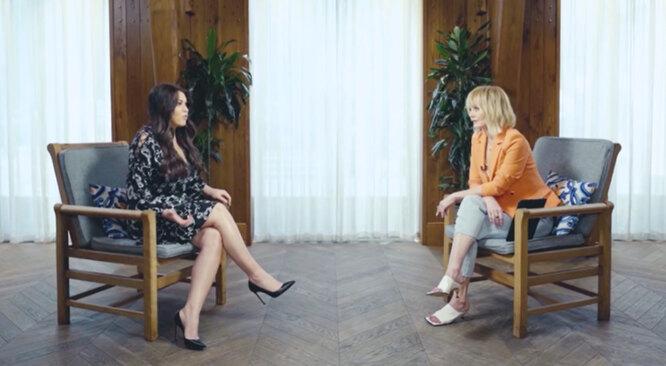 Ирина Дубцова и Валерия на YouTube-шоу «Почему я?»