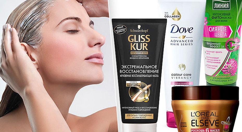 Спасти волосы ине разориться: лучшие восстанавливающие маски до400 рублей