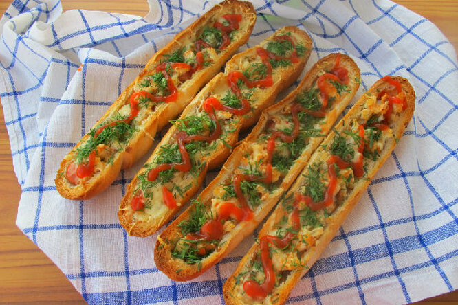Бутерброд для пикника  - ХХХL!