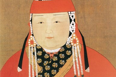 Чингисхан ивеликие женщины