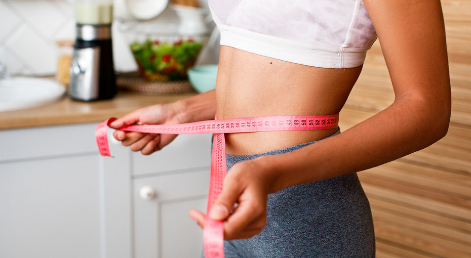 Как похудеть в талии для подростков
