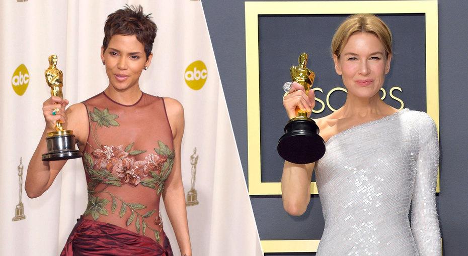 Сразили наповал: 15 лучших платьев спремии «Оскар» (видео)