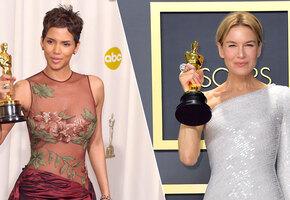 Сразили наповал: 15 лучших платьев с премии «Оскар» (видео)