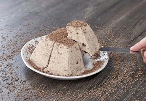Шоколадная творожная пасха – рецепт от шеф-повара