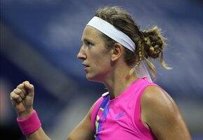 Звездный час: белоруска Виктория Азаренко сыграла с Наоми Осака в финале US Open
