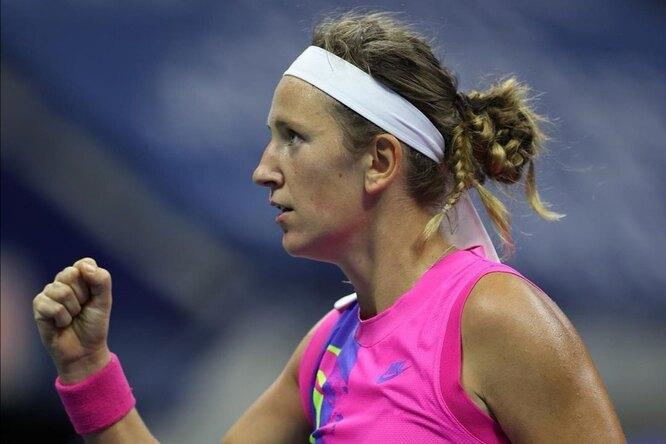 Звездный час: белоруска Виктория Азаренко сыграла сНаоми Осака вфинале US Open