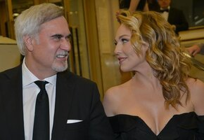 «Невозможный красавец!» Альбина Джанабаева показала сына от Валерия Меладзе