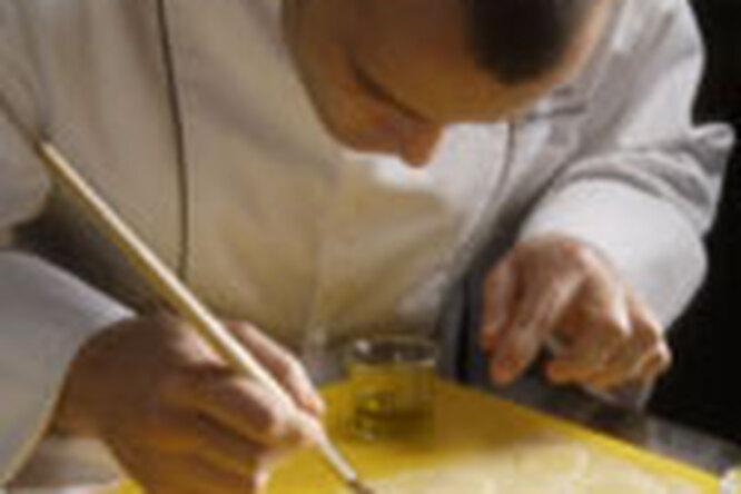 Итальянский шеф-повар представляет авторское меню