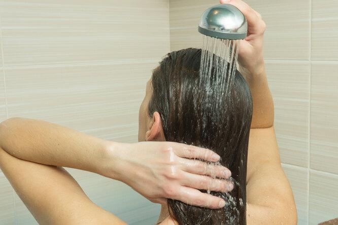 Почему нельзя мыть голову каждый день?