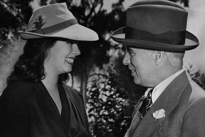 «Я гожусь ей вдедушки!». Как Чарли Чаплин встретил настоящую любовь в54 года