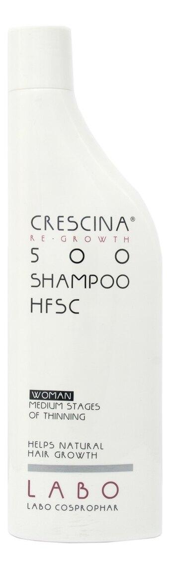 Re-Growth 500 Shampoo HFSC Woman, Crescina, 2600 руб