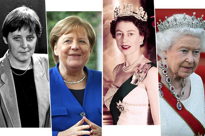 Власть старит? Как выглядели женщины-президенты икоролевы вмолодости исейчас