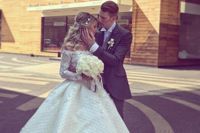 «Вот инастал этот счастливый день!»: Никита Пресняков женился