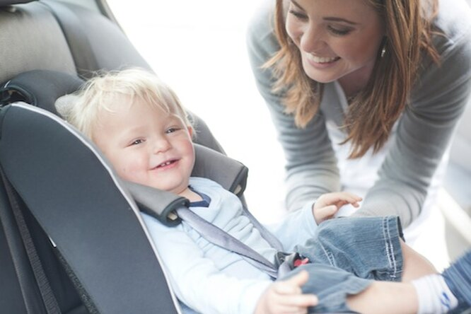 Мама предупреждает: автокресло может несработать, если родители совершат ошибку